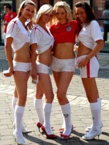 The Best Looking World Cup Fans Ever
