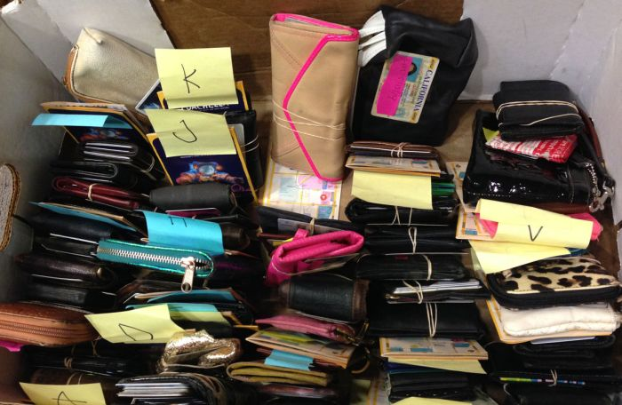 See What's In The Lost And Found At Coachella 2014, part 2014