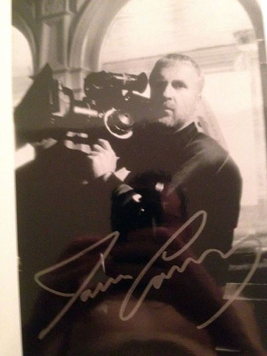 50 Autographs From 50 Iconic Celebrities