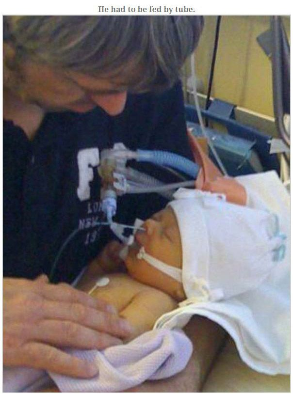 Mother Brings Her Dead Newborn Back To Life