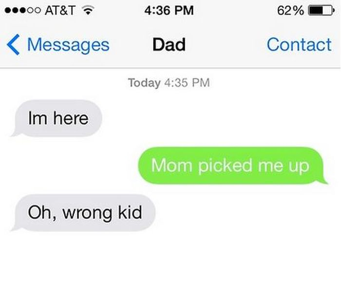 Parents Are Pros When It Comes To Embarrassing Kids