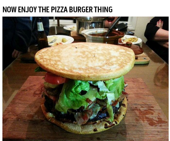 This Burger Will Most Likely Kill You