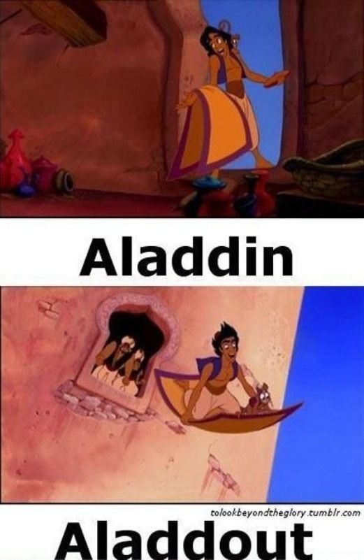 Disney Puns At Their Finest