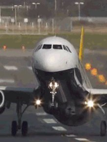 Bad Airplane Takeoffs And Landings