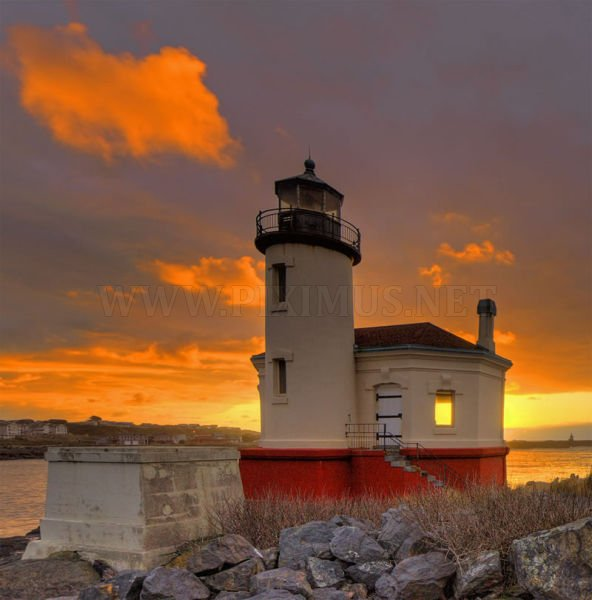 Beautiful and Haunted Lighthouses