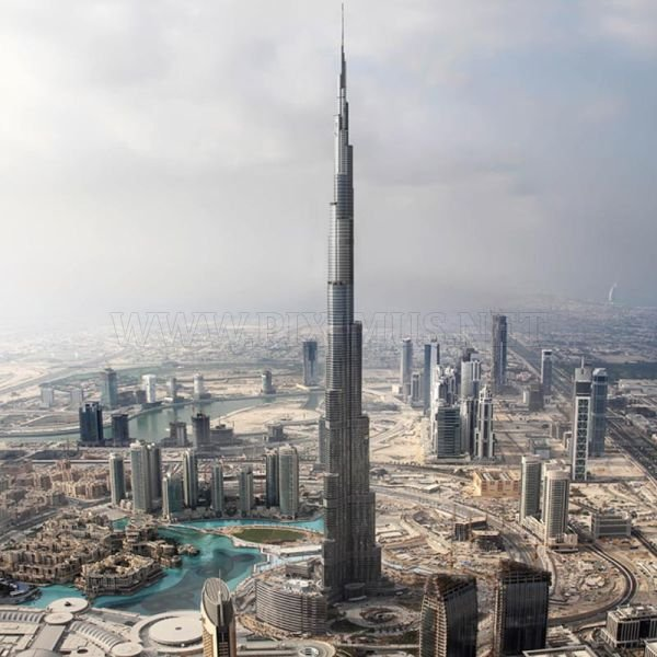 The Tallest Buildings