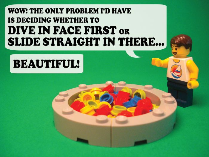 Good LEGOs Gone Bad