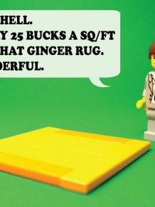 Good LEGOs Gone Bad