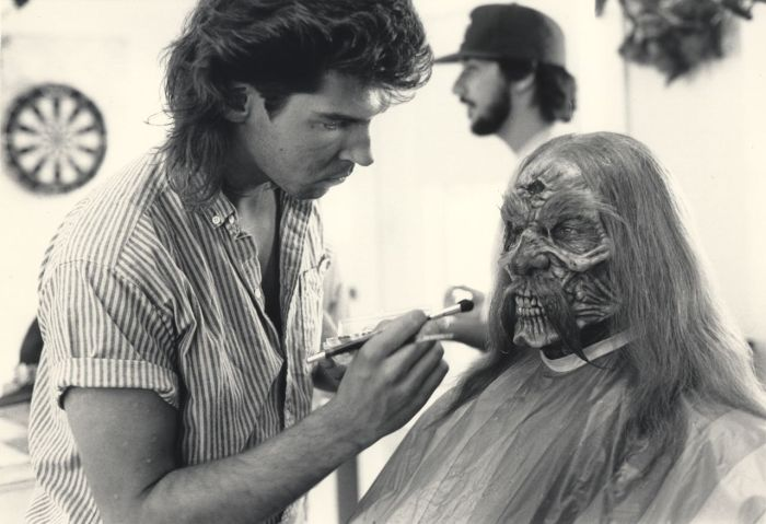 Behind The Scenes Of Special FX