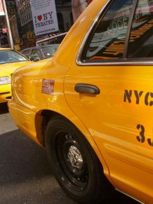 Taxi cabs from around the World