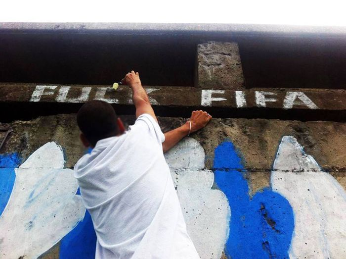 Brazilians Do Not Want The World Cup In Their Country
