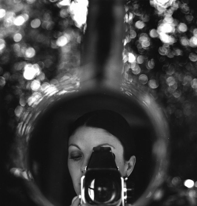 The Coolest Self Portraits You'll Ever See