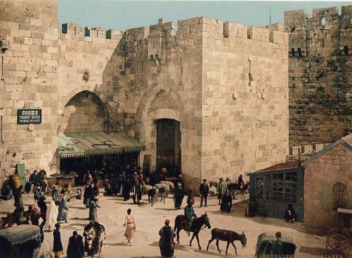 Retro Photos of Israel