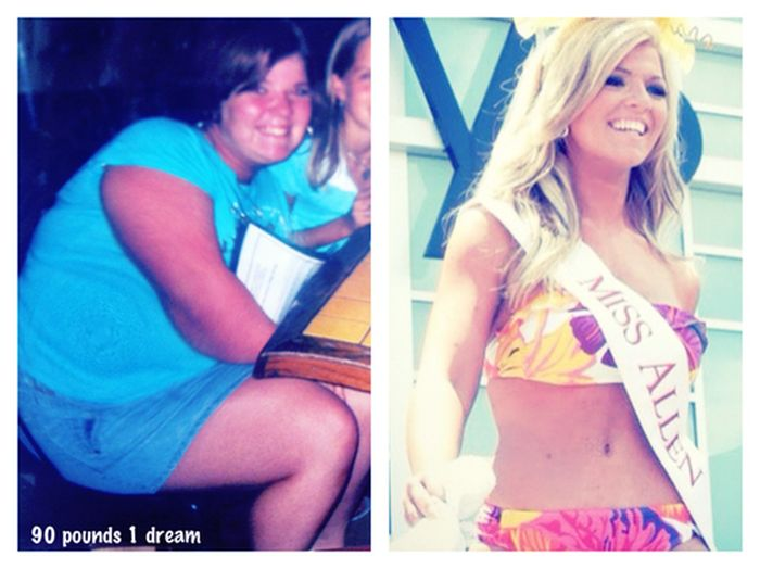 Keli Kryfko Went From Overweight To Beauty Queen