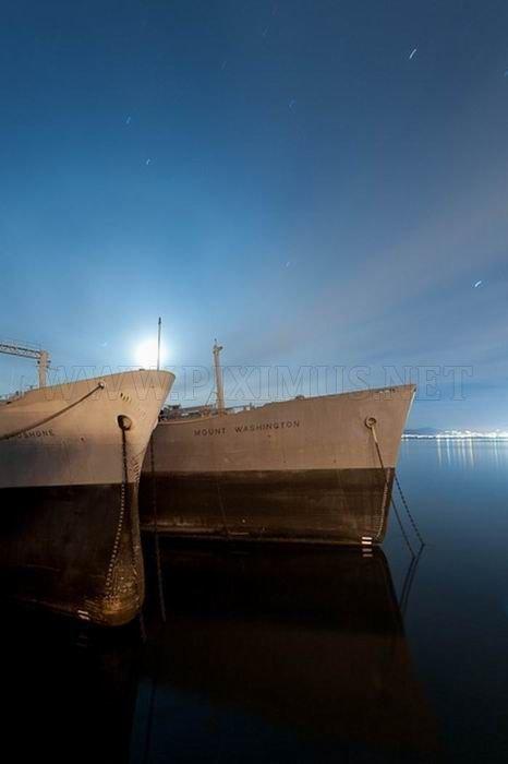 Ship Cemetery