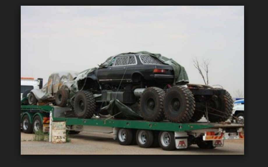 Cars with more than 4 wheels