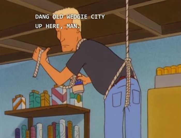 Moments From King Of The Hill That Will Make You LOL