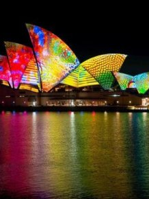 Vivid Sydney Is Mesmerizing