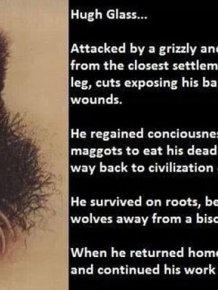 If You Thought You Were Manly, Think Again
