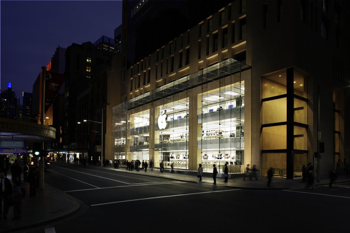 The most beautiful in the world Apple stores
