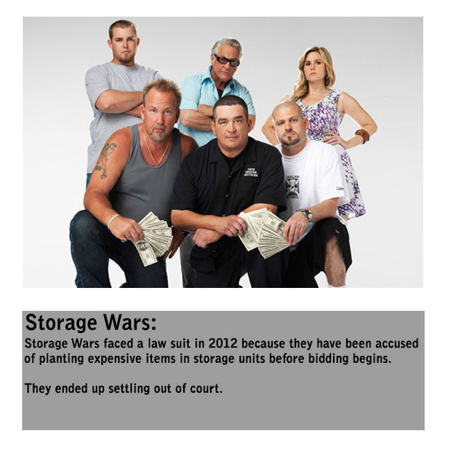 The Truth Behind Your Favorite Reality Shows