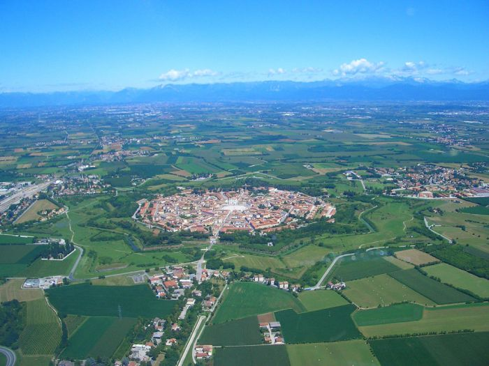 Palmanova Is The World's Ideal Walled City
