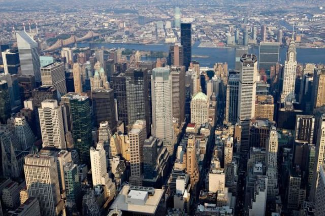 New York City from the Air