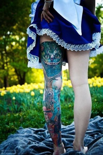 Epic Tattoos That Anyone Can Appreciate