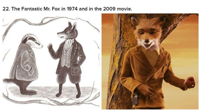 These Cartoon Characters Have Come A Long Way