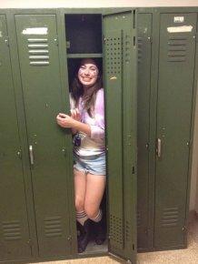 Death By School Locker
