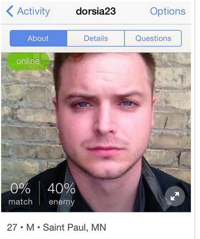 This Guys Online Dating Profile Is A Win Others