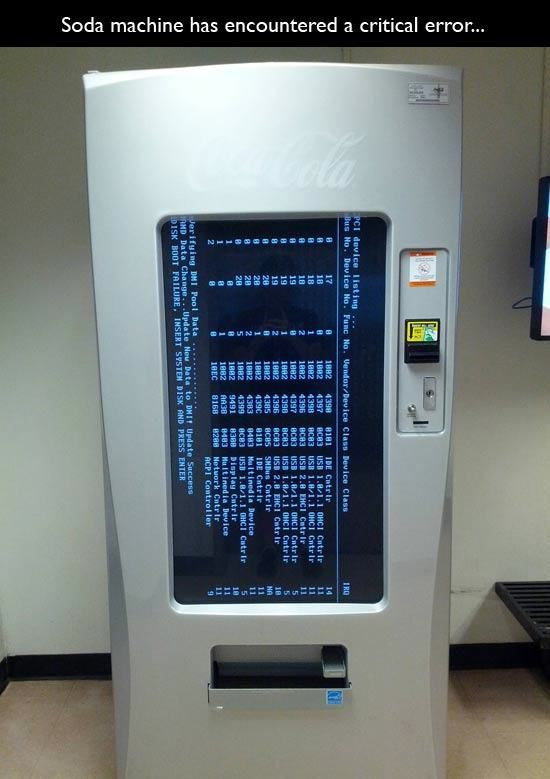 Epic Computer Fails, Who Runs These Things?