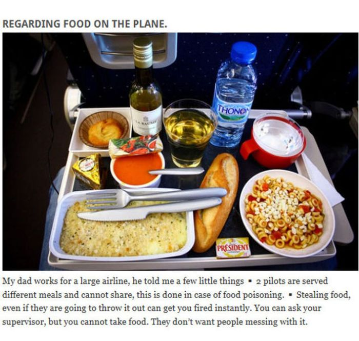 What Flight Attendants Won't Tell You About Flying