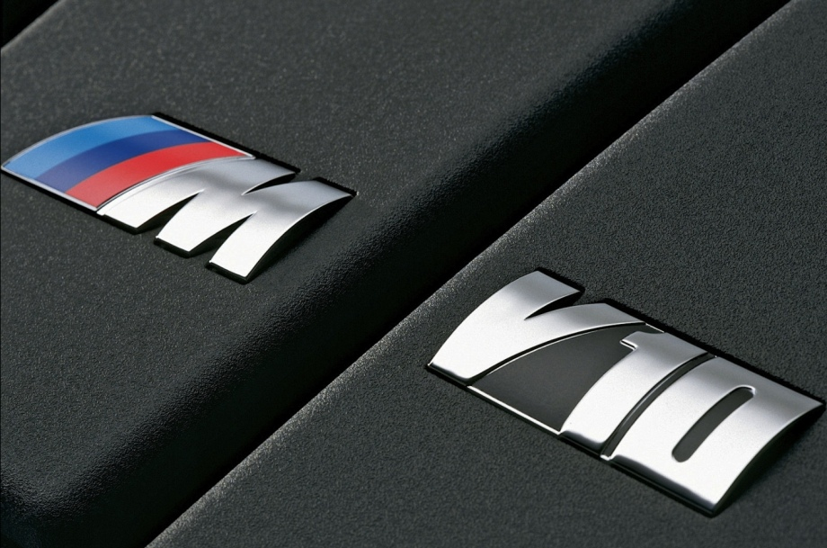 BMW M5 evolution