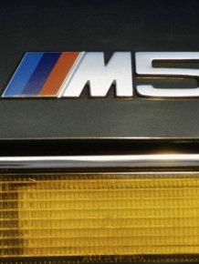 BMW M5 evolution