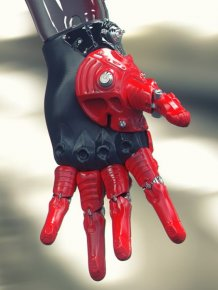The Coolest Robot Hand You Will Ever See