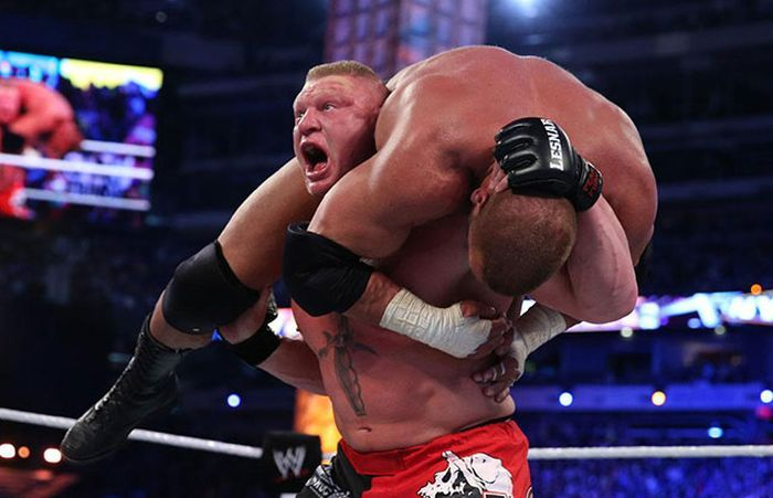 Brock Lesnar's House Can Be Your Home