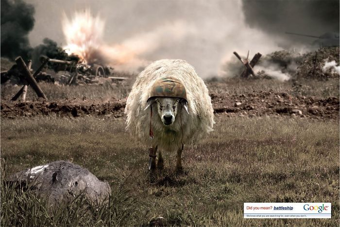 These Animals Take These Print Ads From Boring To Epic
