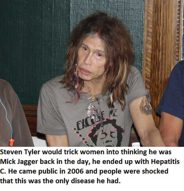 Celebrities You Didn't Know Have STDs