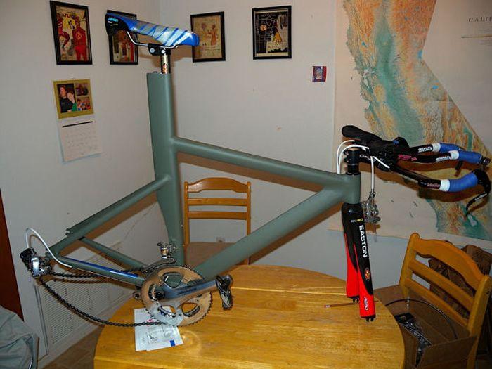 Husband Builds Wife Championship Winning Custom Bike