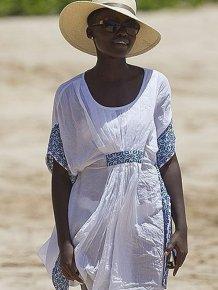 Lupita Nyong'o Bares It All In A Bikini