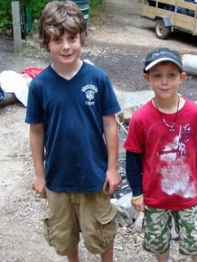 This Kid Had Bad Business Go Down At Camp