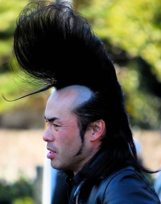 Awesome And Awful Hairstyles