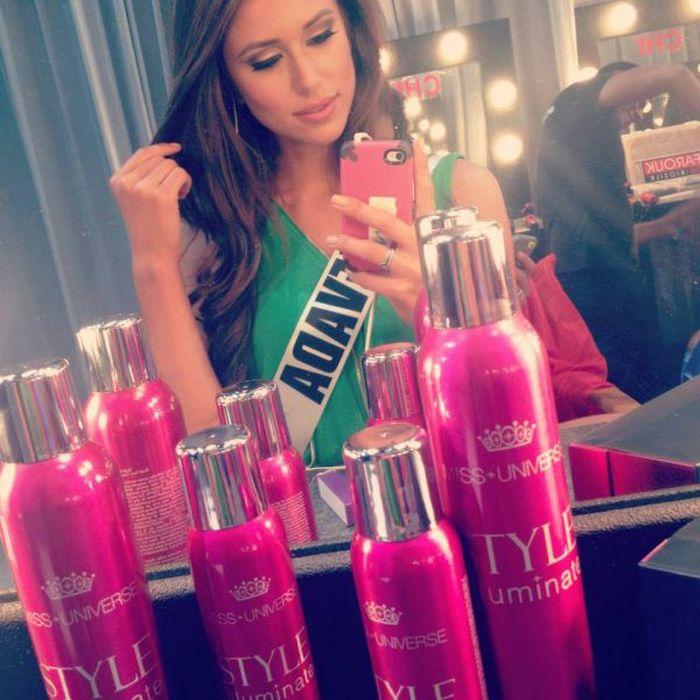 Meet Nia Sanchez The New Miss USA