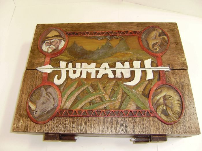 This Real Life Jumanji Board Is A Work Of Art