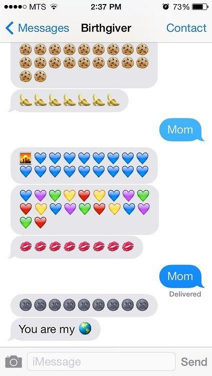 Please Someone Stop My Mom From Texting