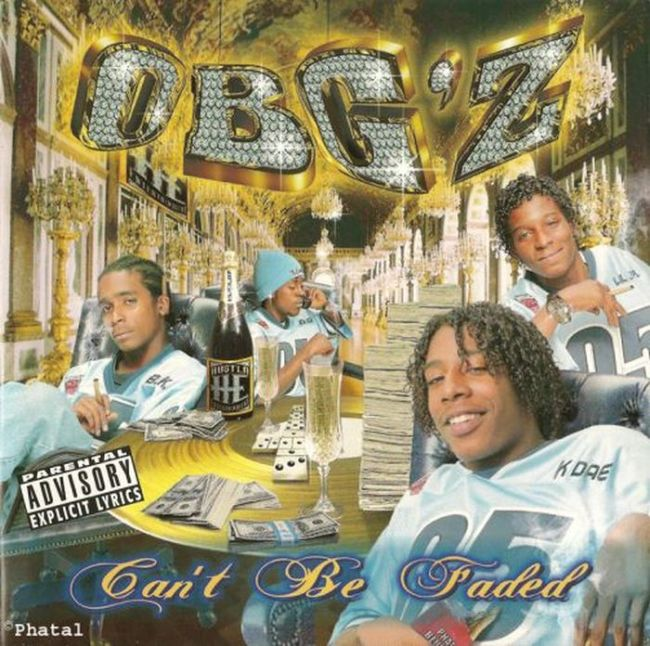 Hip Hop Album Covers That Are Way Over The Top