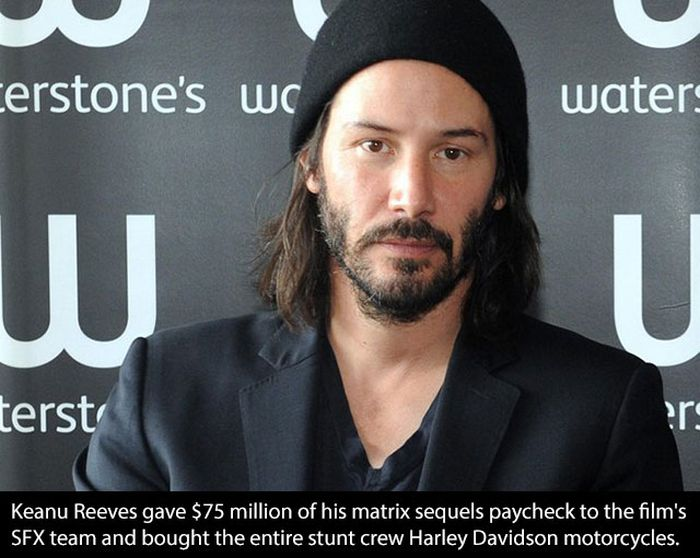 Amazing And Generous Gestures From Famous Celebs