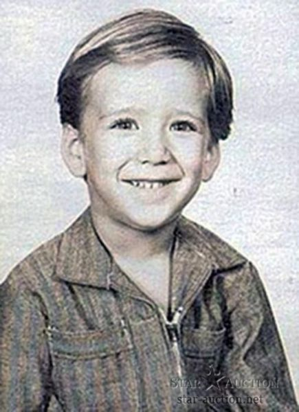 Childhood Photos Of Famous Celebrities