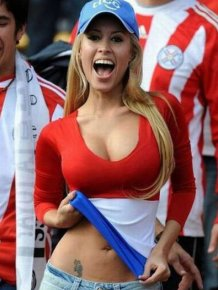The Hottest Women At The World Cup